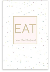 Eat - Recipe Meal Plan Journal